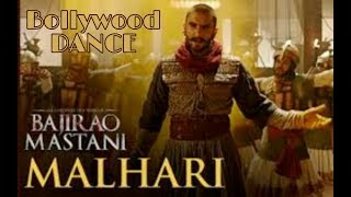 Malhari  Bollywood best Dance Choreography | Bajirao Mastani Krumpography by Bhaumik Rajput B VIRUS