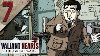 Mr. Odd - Let's Play Valiant Hearts The Great War - Part 7 - Screams of Sirens
