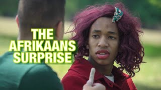 Living With Afrikaans Ep6 - The Afrikaans Surprise (Lasizwe Dambuza)