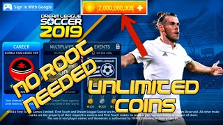 Get Unlimited Coins In Dream League Soccer 2018