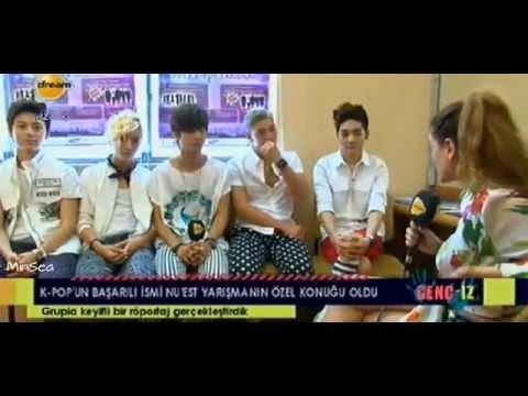 [Dream TV - GENÇ-İZ] ~ NU'EST Interview