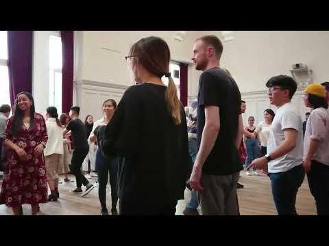 Ceilidh Dances Scottish, Summerhall Edinburgh (5)