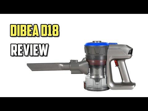 Dibea D18 Cordless Vacuum Cleaner Review - Best Dyson V8, V10 Clone? HD