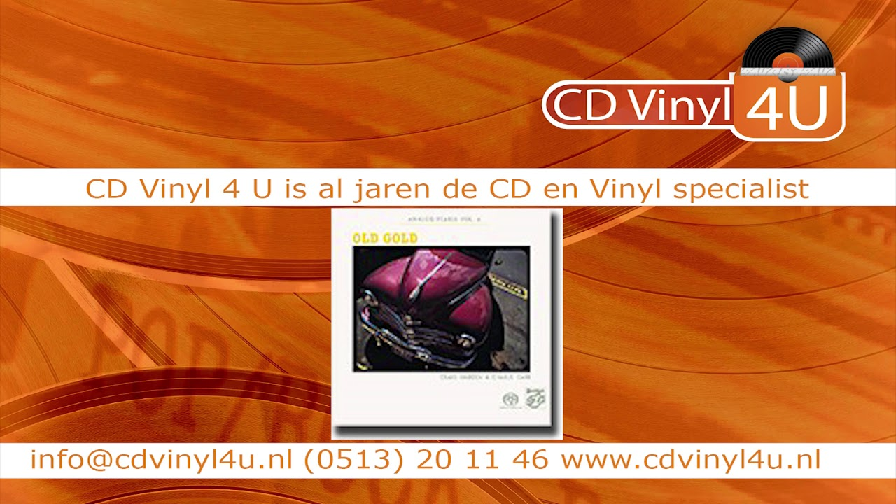 Cd Vinyl 4 U Video 5 You