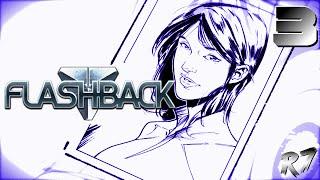 Flashback 2013 Remake PC Longplay 3 - Gameplay [1080p 60FPS]