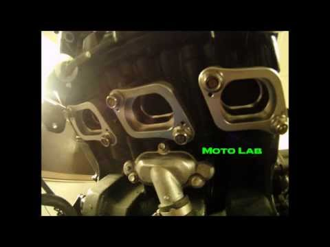 Akrapovic Triumph Daytona R