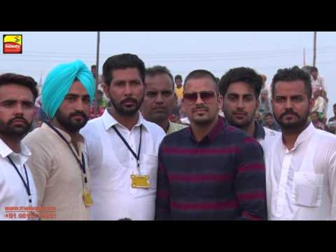 VEET BALJIT !! LIVE at KHRALI KABADDI CUP - 2015 !! New Song BABA NANAK !!