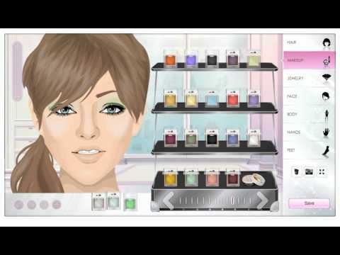 Stardoll Make-Over:Taylor Swift KCA 2012