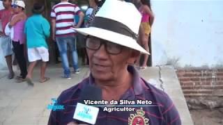 Moradores do assentamento Ipanema falam da satisfação em finalmente ver o projeto fomento mulher sair
