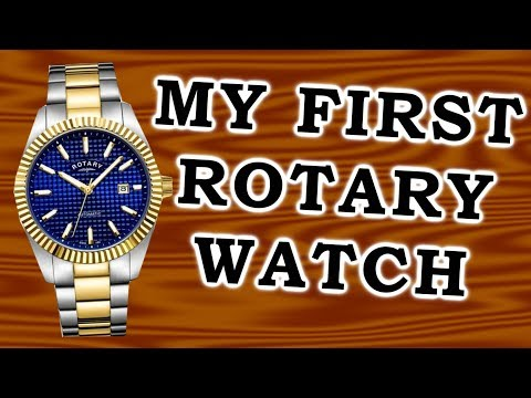 Rotary Watch Review