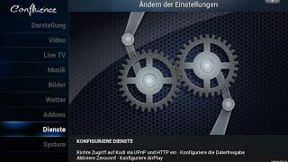Kodi 14.2 - Installation und Konfiguration