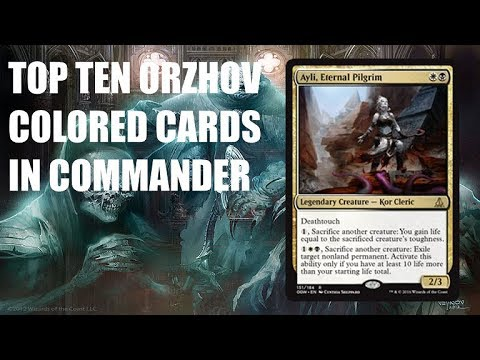 Orzhov Cards