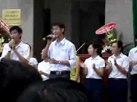Bài truyền thống PTNK trong lễ khai giảng 05/09/2007