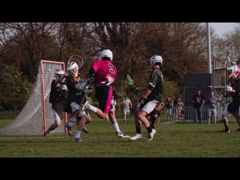 Nottingham Trent Lacrosse Varsity 2016