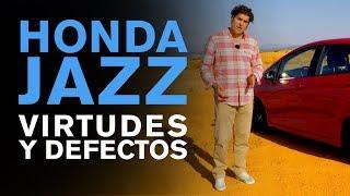 ¿Para qué sirve el HONDA JAZZ? Virtudes y defectos. Programa de TV dedicado al motor