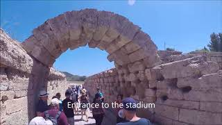 A Day in Olympia, Greece 2017