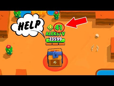 I Pretended I'm STUCK In Chest..Brawl Stars Funny Moments & Trolls Montage