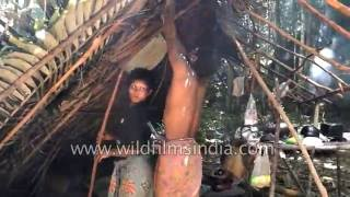 Maniq - the last hunter-gatherer negrito people in Thailand