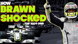 The Brawn GP Story That Changed Formula 1