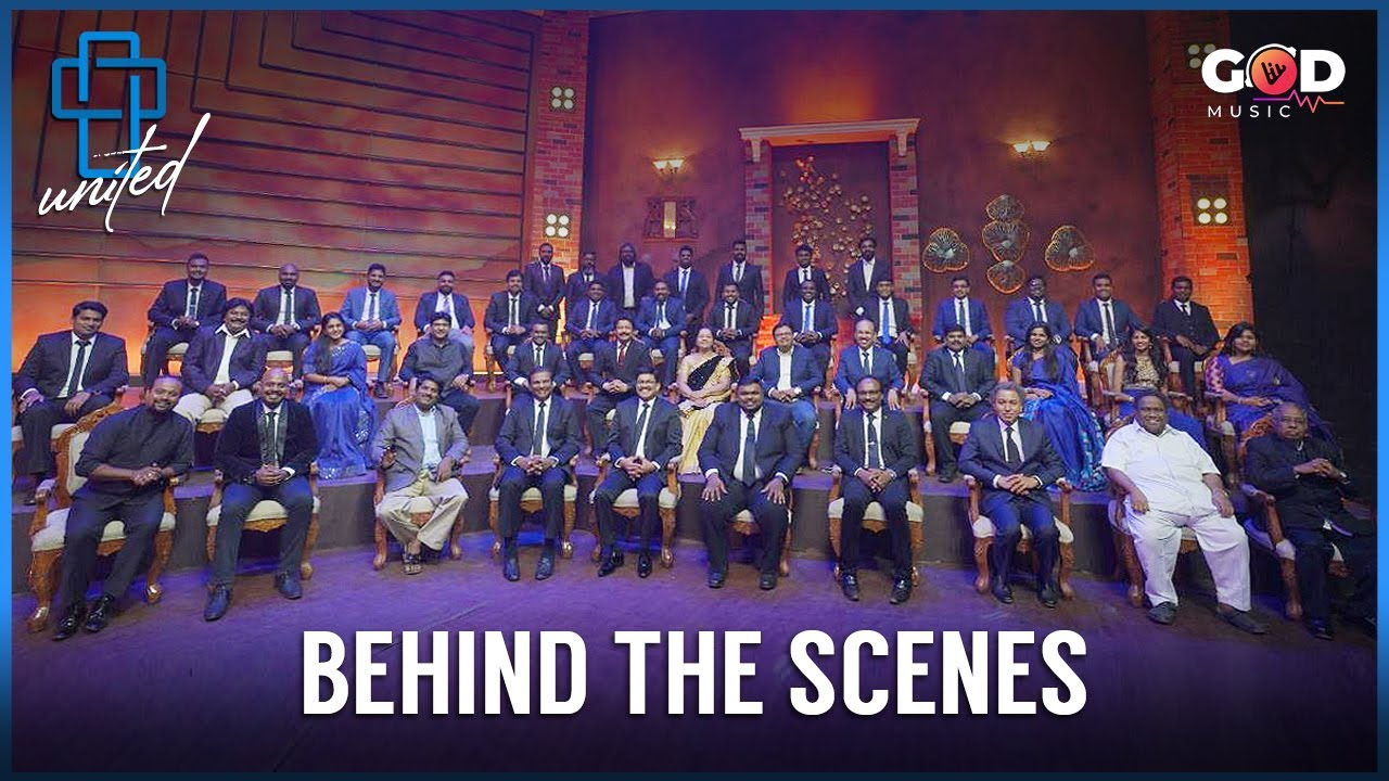 """Behind The Scenes Of The """" UNITED """" 