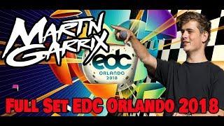 Martin Garrix Full Set EDC Orlando 2018 Kinetic Field