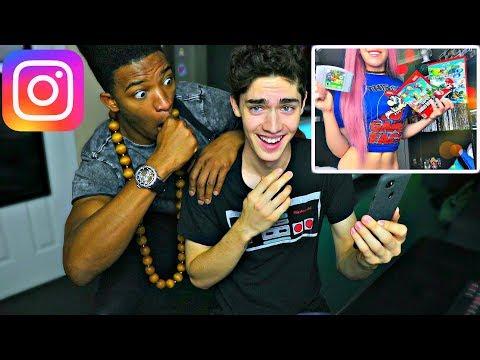 Instagram Nintendo Cuties ft. Etika