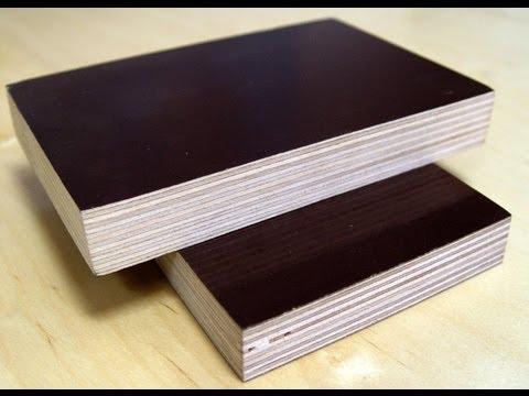 Film Faced Plywood Production Process Of Fushi Wood Youtube