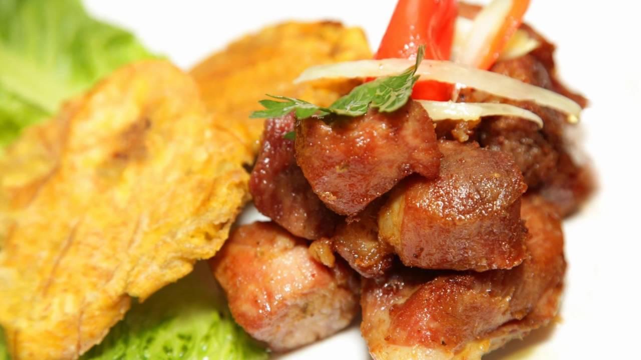 Cuisine haitienne youtube for Cuisine haitienne