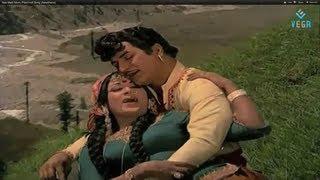 Naa Madi Ninnu Pilichindi Video Song - Aaradhana | NTR,Vanisri |