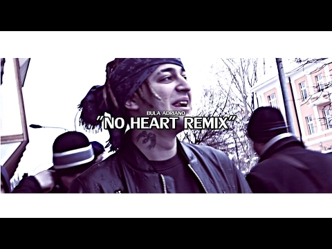 "Bula Adriano - ""No Heart Remix"" 