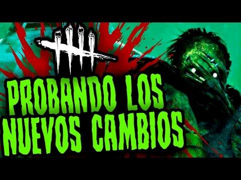 DEAD BY DAYLIGHT - PROBANDO LOS NUEVOS CAMBIOS - GAMEPLAY ESPAÑOL