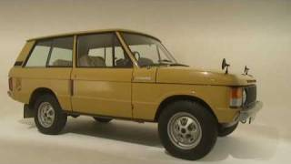 40 Years of Range Rover