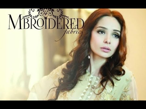 MBROIDERED Fabrics For Women