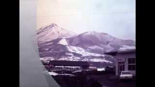 北陸の旅,1969年3月,(昭44)