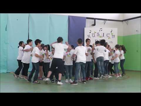 Musica per gioco, classe 3^ primaria  Orff SCHULWERK