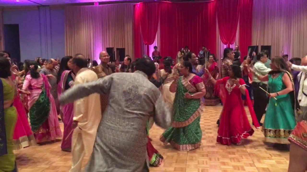 Raas Garba Wedding Party Part 1