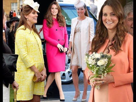 When is Kate Middleton due Is the Duchess of Cambridge having twins