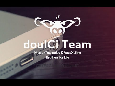 Bypass iCloud Activation Tutorial  Doulci Activator + Activation Code