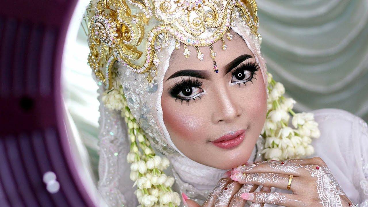 Pengantin Sunda Siger Muslim