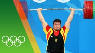 Matthias Steiner wins an emotional gold at Beijing 2008 | Epic Olympic Moments