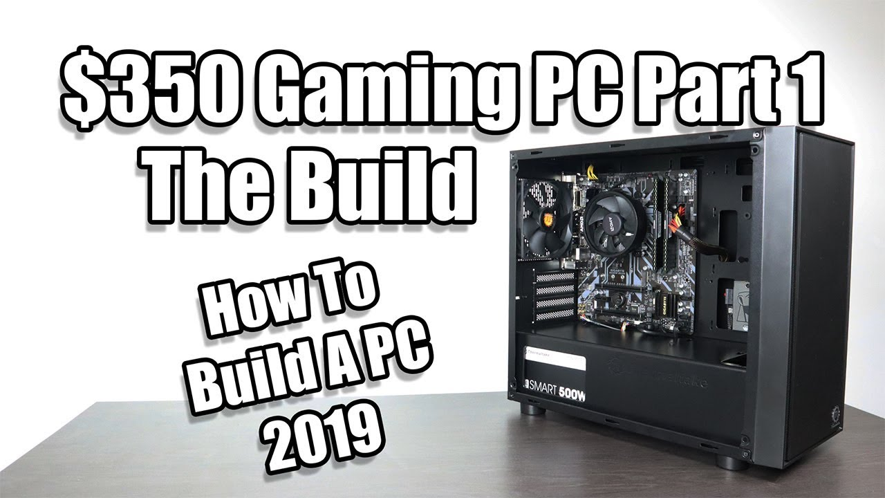 350 gaming pc part