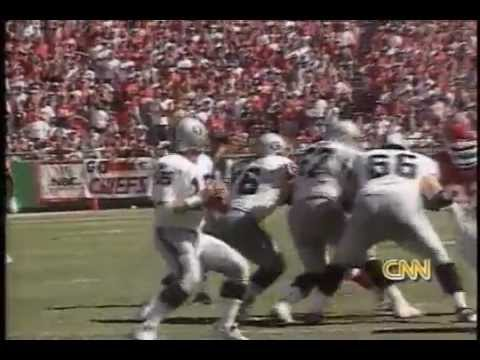 Raiders Return To Oakland Preview Of 1996 Season
