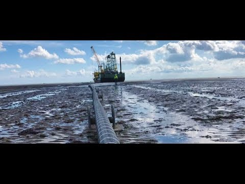 Nemo Link UK Beach-Pull and Cable Laying