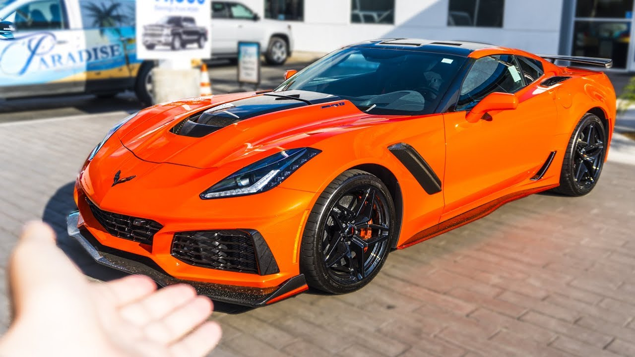 Should You Buy A 2019 Chevy Corvette ZR1? (From A GT350R Owner ...