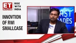 Model portfolio representing Rising India | Anugrah Shrivastava, SmallCase to ET NOW