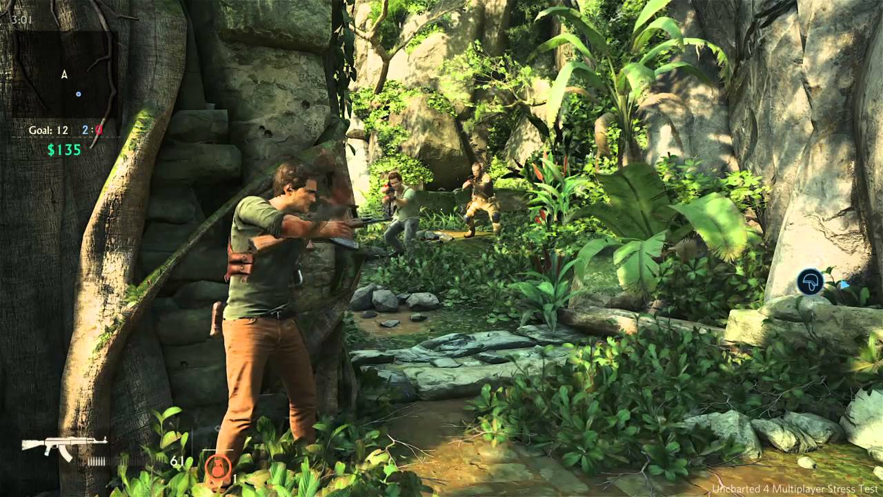 Uncharted 4 Multiplayer Beta The Best Graphics Id Even Seen In My
