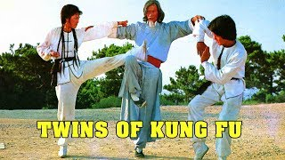 Wu Tang Collection - Twins Of Kung Fu