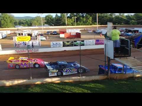 Lake Cumberland Speedway 7/6/2109 heat race 1