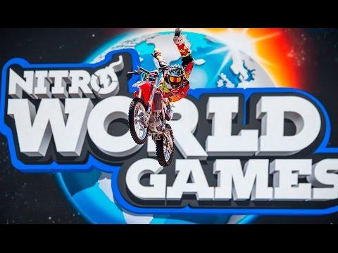 DIRT SHARK -  2016 NITRO WORLD GAMES