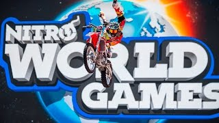 DIRT SHARK -  2016 NITRO WORLD GAMES